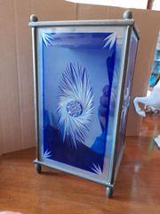 Hübsches Windlicht aus Glas