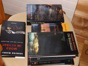 diverse Wallander-Romane von Henning Mankell