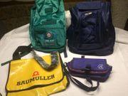 RESERVIERT Diverse Rucksäcke und Taschen