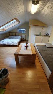 1 Zimmer mit Bad Wc