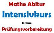 Mathe Abitur Intensivkurs Prüfungs-Vorbereitung Online