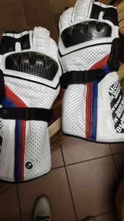 BmW handschuhe mit protektor