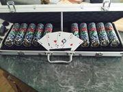 Poker Set für 10Spieler