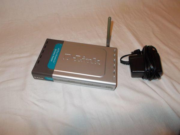 Wlan-Router D-Link DI-624