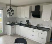 Küchenzeile Einbauküche - Küche weiß