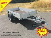 Humbaur Anhänger Startrailer 1300 kg