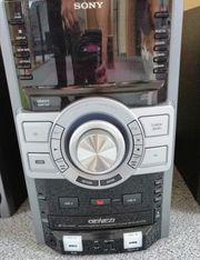 Stereoanlage der Marke Sony