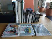 Final Fantasy - Fan Sammlung - Lösungsbücher