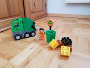 Lego Duplo Müllabfuhr Nr 4659