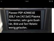 Pioneer PDP-42MXE10 106 7 cm