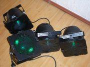 Scheinwerfer - Partylichter - Beleuchtung