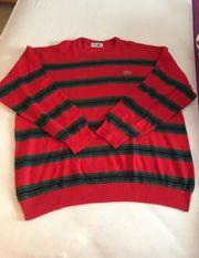 Original Lacoste Pullover XL