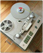 Telefunken M5 B Magnetophon Tonbandgerät