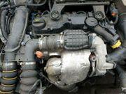 Motor Engine DV6FE Citroen Berlingo