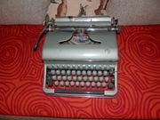Torpedo Schreibmaschine weiterhin im Angebot