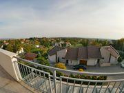 Wunderbare Dachterassen Wohnung Ungarn Keszthely