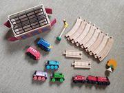Holzeisenbahn Thomas und seine Freunde