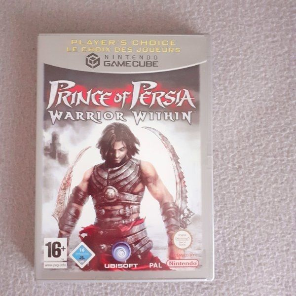 Prince of Persia Warrior Within -