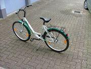 Mädchen-Frauen Fahrrad