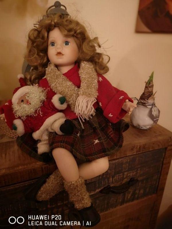 Sammler Puppe