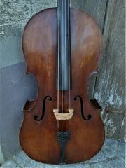 Very old cello Sehr altes