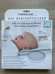 Babykopfkissen NEU
