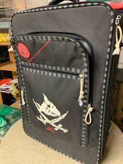Kinder Koffer Trolly Captain Sharky