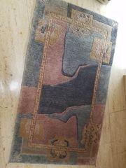 Original Nepal Teppich Gr 90x165