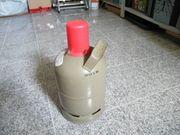 Gasflasche 3 kg Voll Propangasflasche