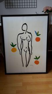Bild von Matisse Kunstdruck im