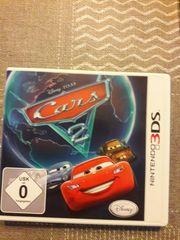 Nintendo 3DS Spiel von Cars