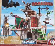 Playmobil Dragons Berk