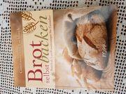 Modernes Buch Brot selbst backen