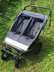 Mountain Buggy Geschwisterwagen