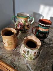 Schöne alte Vasen