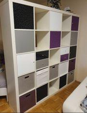 Ikea Kallax Schrank mit Schubladen