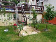 4 Zimmerwohnung mit einem Garten