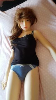 Real Doll Sexpuppe 163cm