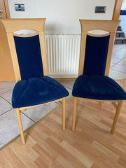 Esszimmerstühle 6x