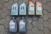 Motoröl Öl von Mobil 1