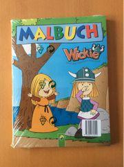 Malbücher Wickie und Tabaluga