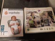 Babytrage Ergobaby Neugeborenen-Einsatz