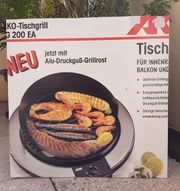 Elektro-Tischgrill
