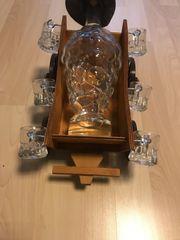 Whisky Schnaps Flasche