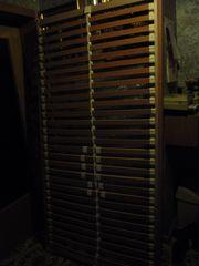 2 x Qualitätslattenroste 199cm x