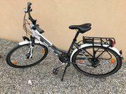 Damen-Fahrrad Citybike