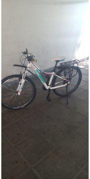 verkaufe MTB CUBE fahrrad