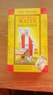 Tarot Tarotkarten mit Anleitung ganz