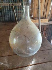 Deko Flasche XL