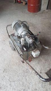 Hydraulik-Aggregat